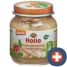 Holle demeter bio parsnip puree 125 g