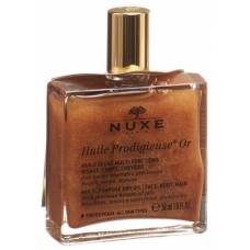 Nuxe huile prodigieuse or visage / corps / cheveux 100 ml