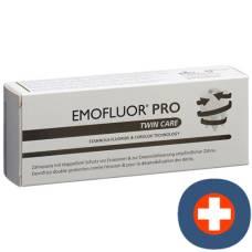 Emofluor pro twincare toothpaste tb 75 ml