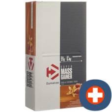 Dymatize super mass gainer vanilla caramel bar 10 x 90 g