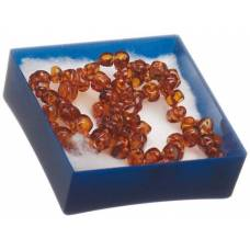 Ra amber necklace attached neck 40cm