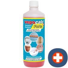 Vepocalc forte descaler + fl rust remover 1000 ml
