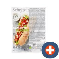 Schnitzer bio baguette classic 360 g
