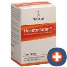 Hepatodoron tablets glass 200 pcs