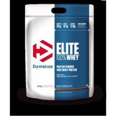 Dymatize elite whey rich chocolate 4540 g