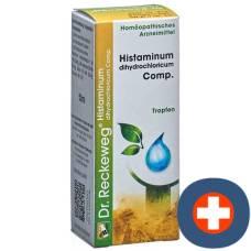 Reckeweg r183 histaminum dihydrochloricum comp. drops 50 ml