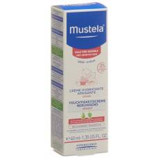 Mustela face cream without perfume hypersensitive skin 40 ml