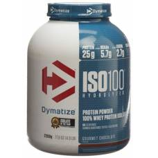 Dymatize iso 100 gourmet chocolate ds 2200 g