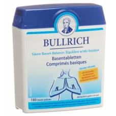 Bullrich acid-base balance base tablets 180 pcs