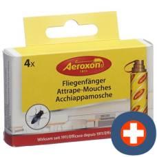 Aeroxon flypaper 4 pcs