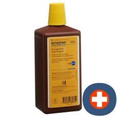 Betadine soap liq fl 500 ml