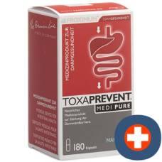 Toxaprevent medi pure kaps 180 pcs