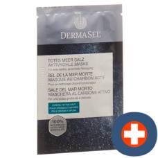 Dermasel mask activated carbon german / french / italian btl 12 ml