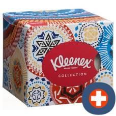 Kleenex collection facial tissues cube 48 pcs