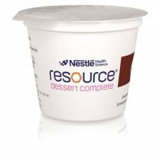 Resource dessert chocolate cup 4 125 g