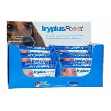 Iryplus pocket eye cleaning wipes for small animals 15 pcs