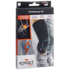 Epitact Sports Physiostrap Kniebandage SKI S 35-38cm