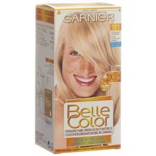 Belle color easy color gel no 111 extra-clear ashy