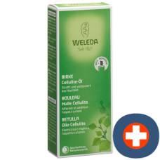 Weleda birch cellulite oil glasfl 100 ml