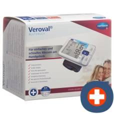 Veroval wrist blood pressure monitor