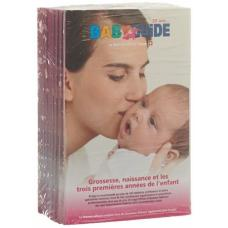 Baby guide french 8 pcs