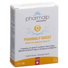 Pharmalp boost tablets blist 20 pcs