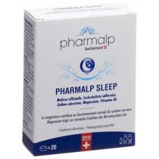 Pharmalp sleep tablets 20 pcs