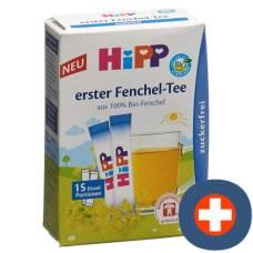 Hipp baby fennel tea 15 stick 0.36g