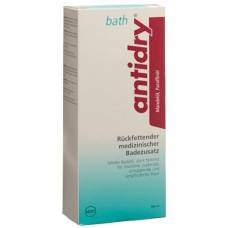 Antidry bath oily solution 500 ml
