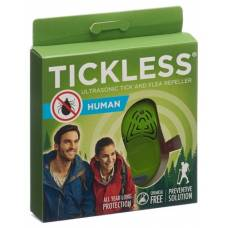 Tickless adult tick protection green / red