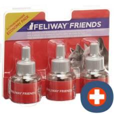 Feliway friends refill trio 3 x 48 ml