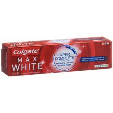 Colgate max white toothpaste expert complete tb 75 ml