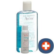 Avene cleanance cleansing gel 25ml + tonic
