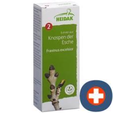 Heidak bud ash fraxinus glycerol maceration fl 30 ml
