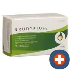 Brudypio kaps 1.5 g blist 90 pcs
