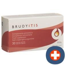 Brudyitis cape blist 30 pcs