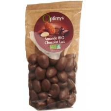 Optimy enjoyment almond milk chocolate bio 150 g