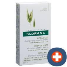 Klorane oat milk shampoo 200 ml