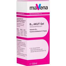 Mavena b12 acute gel tb 50 ml