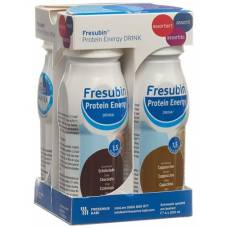 Fresubin protein energy drink assorted 4 fl 200 ml