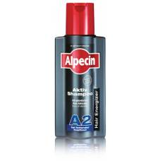 Alpecin hair shampoo energizer active a2 fat 250 ml