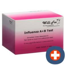 Willi fox influenza a & b test 5 pcs