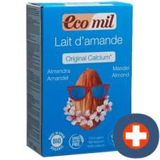 Ecomil almond calcium plv instant ds 400 g