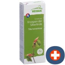 Heidak bud silver lime tilia tom glycerol maceration fl 30 ml