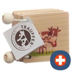 Bimbosan trauffer wooden book