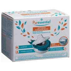 Puressentiel diffuser with plug for essential oils