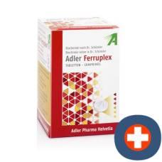 Adler ferruplex tablets ds 400 pcs