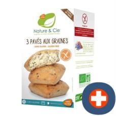 Nature & cie mehrkornbrötchen gluten 240 g