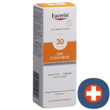 Eucerin sun sun oil control gel cream anti-shine spf30 50ml tb