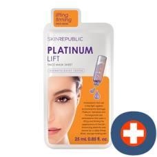 Skin republic platinum lift face mask 25ml